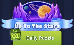 4 Pics 1 Word Daily Puzzle Up to the Stars 2021 Answers